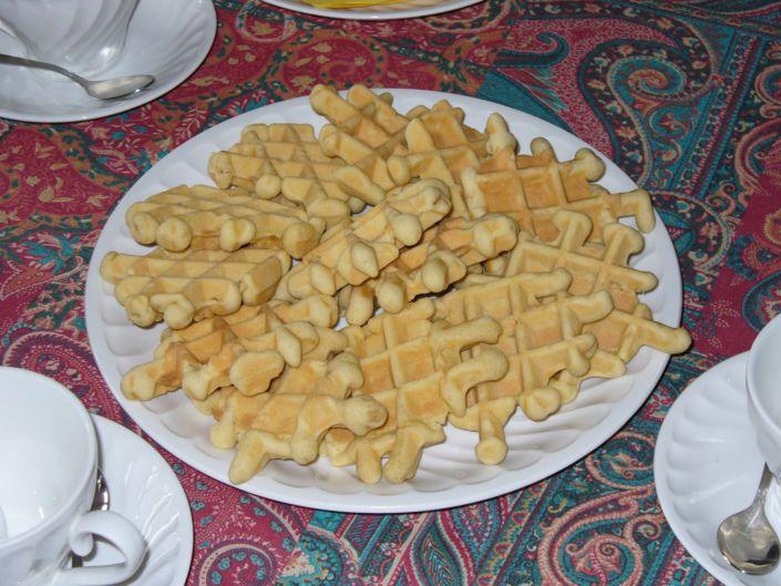 Grootmoeders wafels