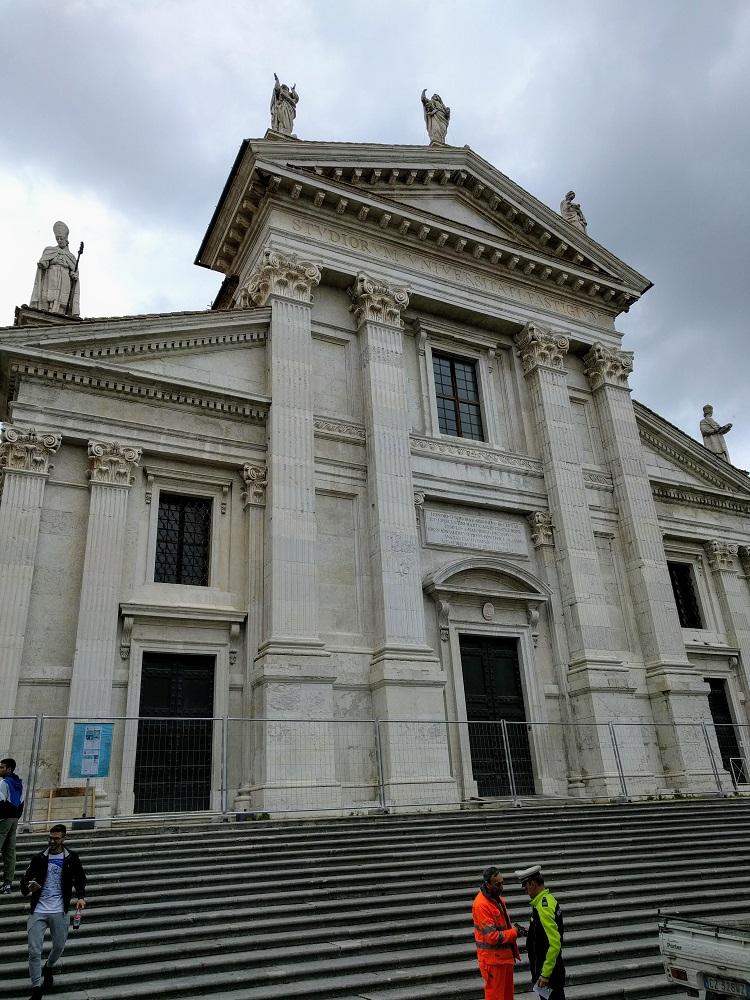 Urbino - universiteitsgebouw