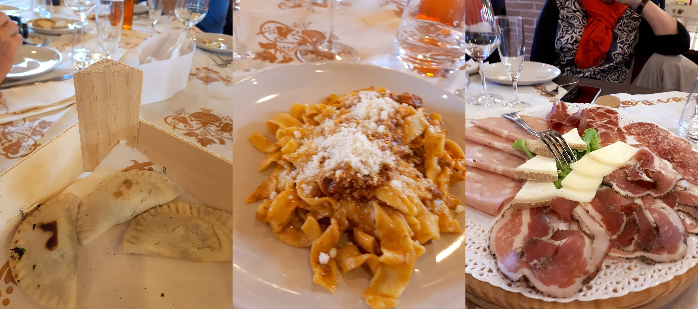 middagmaal deel 1 in de collina del poeti